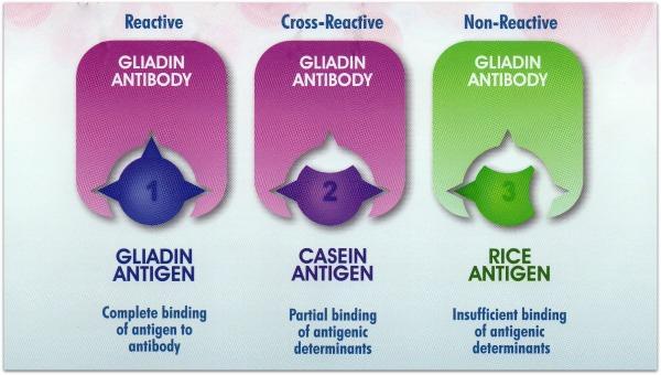 Cross reactivity drug test