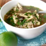 Kickin' Chicken Soup