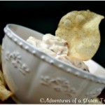 Gluten-Free Vegan French Onion Dip, Football Party Food (and a few giveaway winners)