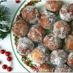 Home for the Holidays: Gluten Free Fritters (also called Förtchen, Futtjens or Ferdons)