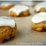 Gluten-Free Pumpkin Honey Spice Cookies