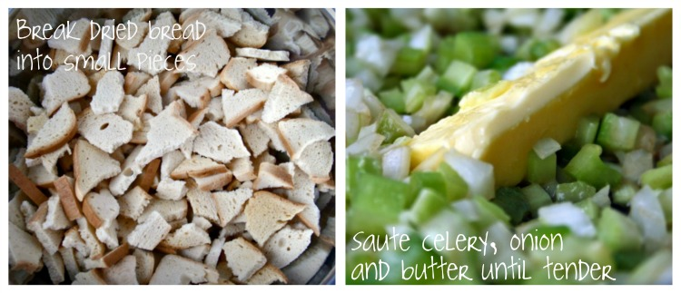 Thanksgiving, Gluten-Free, Sage Dressing, Recipe