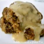 Thanksgiving, Gluten-Free, Dairy-Free, Egg-Free, Sage Dressing, Recipe