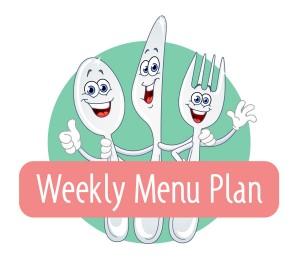 Menu Plan, Gluten-Free, Dairy-Free, Casein-Free, Egg-Free, Soy-Free, Dinner, Recipes