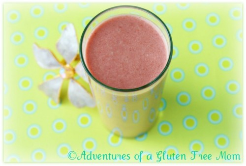 "Anti-Ovarian Cancer ""Green"" Smoothie"