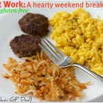Men At Work: An EASY Gluten Free Breakfast Even A Dad Can Make