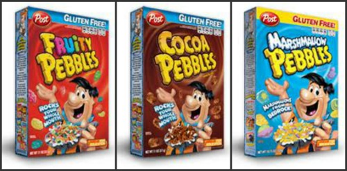 All About Gluten Free Boxed Cereals