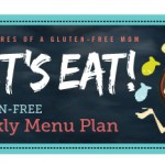 Gluten Free Weekly Menu Plan