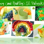 Gluten Free St. Patrick's Day Fun and a Recipe for Shamrock Smoothies