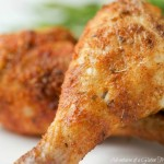 Crispy Seasoned Chicken