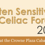 2012 Gluten Sensitivity and Celiac Forum (and a Giveaway)